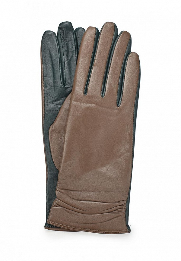 Женские перчатки Labbra LB-8338 L.TAUPE/CYCLONE