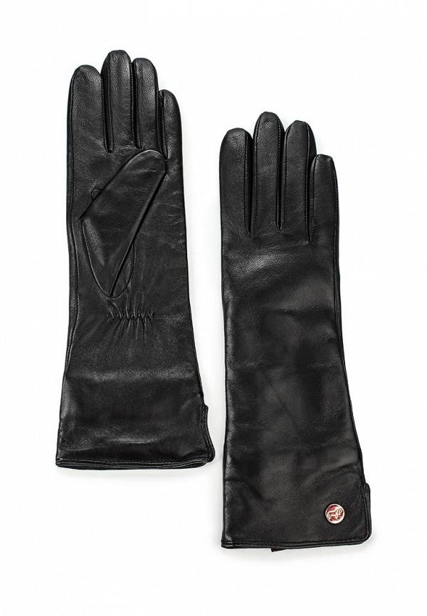 Женские перчатки Labbra LB-0193/black/d.grey