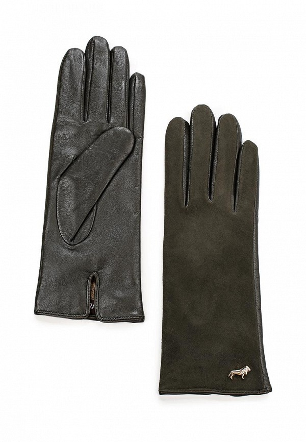 Женские перчатки Labbra LB-4707 olive