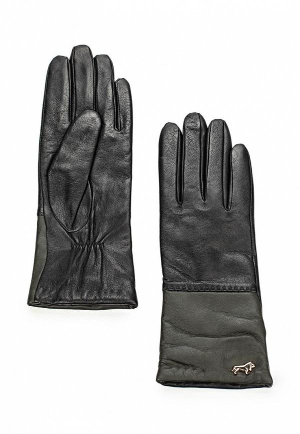 Женские перчатки Labbra LB-7777 black/olive