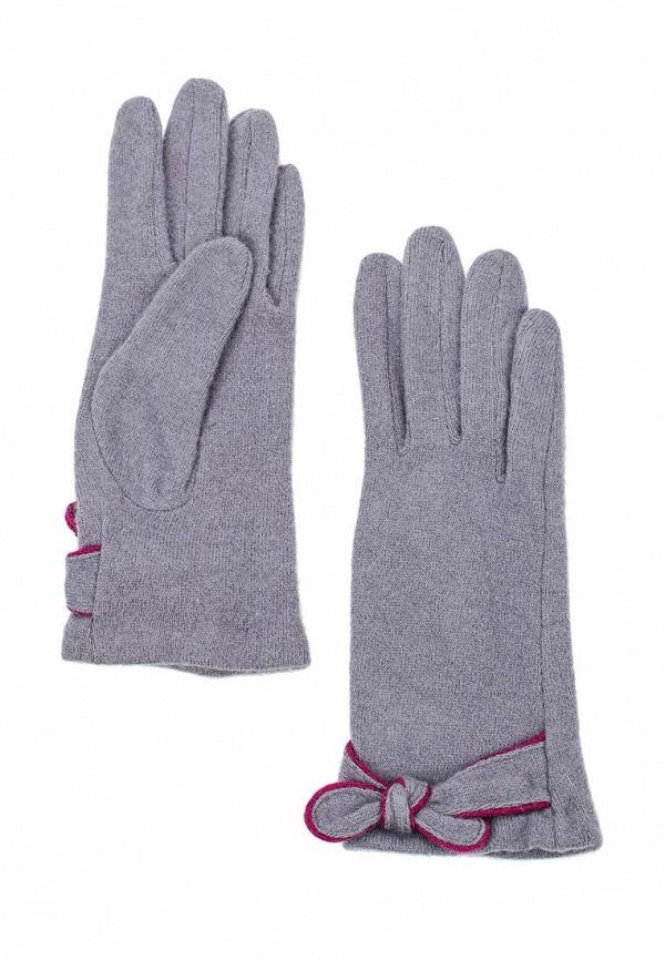 Женские перчатки Labbra LB-PH-49 grey/violet