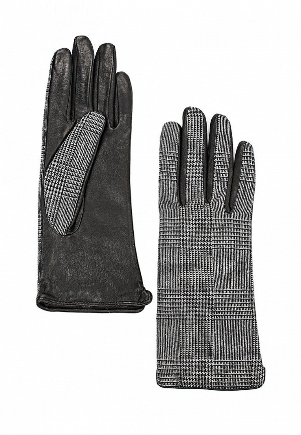 Женские перчатки Labbra LB-02066 black/grey