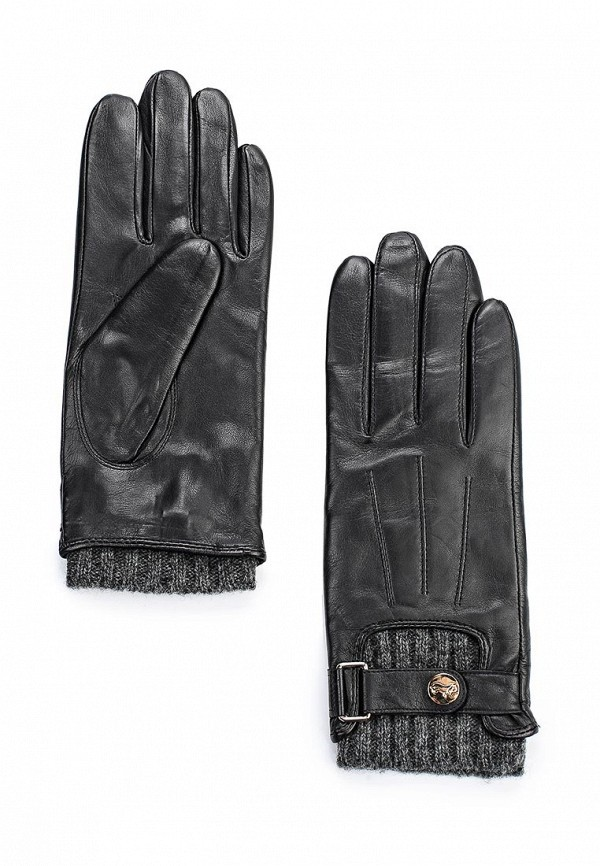 Женские перчатки Labbra LB-0981L black/grey