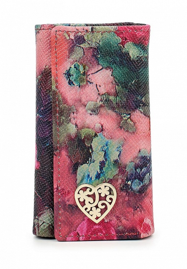 Ключница Labbra L054-0006 multicolor-pink