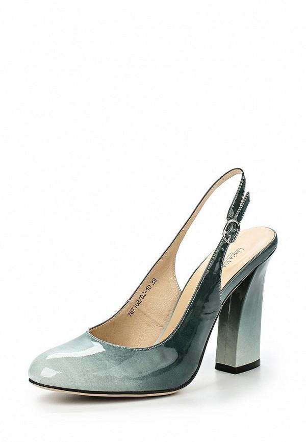 Босоножки на каблуке Laura Valorosa 767108/02-10