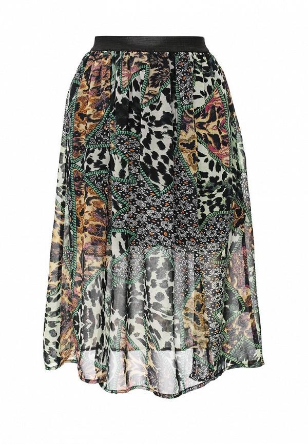 Широкая юбка La Coquette SS16LC3011
