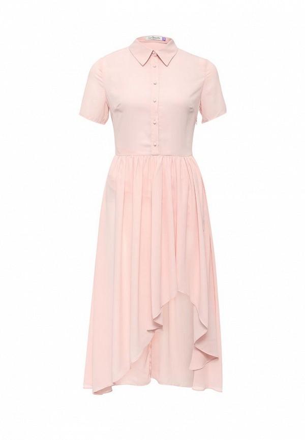 Платье-миди La Coquette SS16LC1004