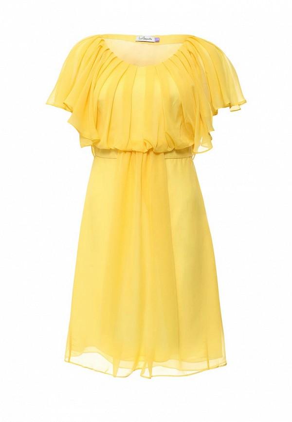 Платье-миди La Coquette SS16LC1008