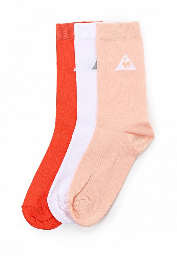 Комплект 3 шт. Le Coq Sportif Color 3 Crew Socks