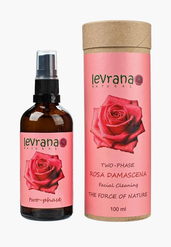 Купить Средство для снятия макияжа Levrana, Роза, двухфазное, 100 мл, LE034LWOWF18, Весна-лето 2018