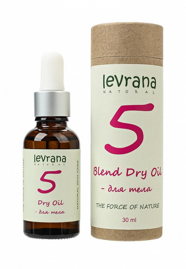 Масло для тела Levrana Levrana LE034LWSLQ33 масло для волос levrana levrana le034lwslq34