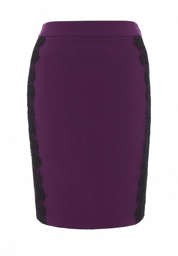 Мини-юбка Levall 01532/18834 лилов