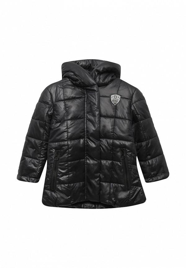 Фото - Куртку утепленная Lemon Beret черного цвета