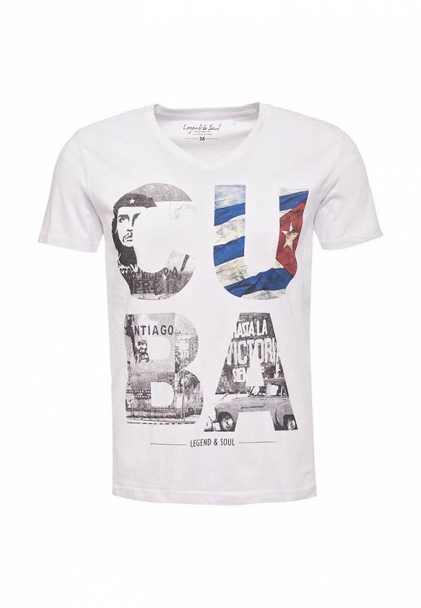 Футболка Legend & Soul Legend & Soul LE043EMZYB66 футболка legend