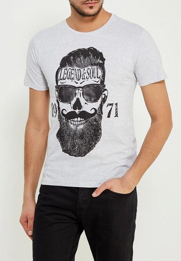 Футболка Legend & Soul Legend & Soul LE043EMZYB96 футболка legend