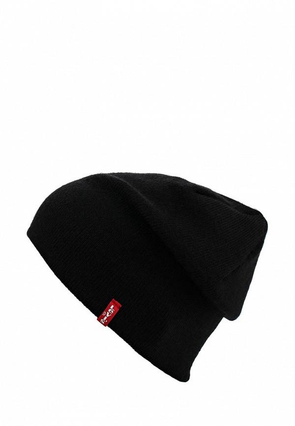 Купить Шапку Levi's® черного цвета