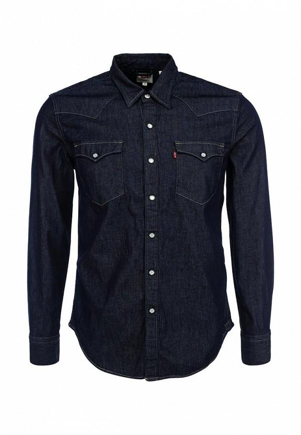 Рубашка джинсовая Levi's® Levi's® LE306EMFTD32 le mont st michel джинсовая верхняя одежда