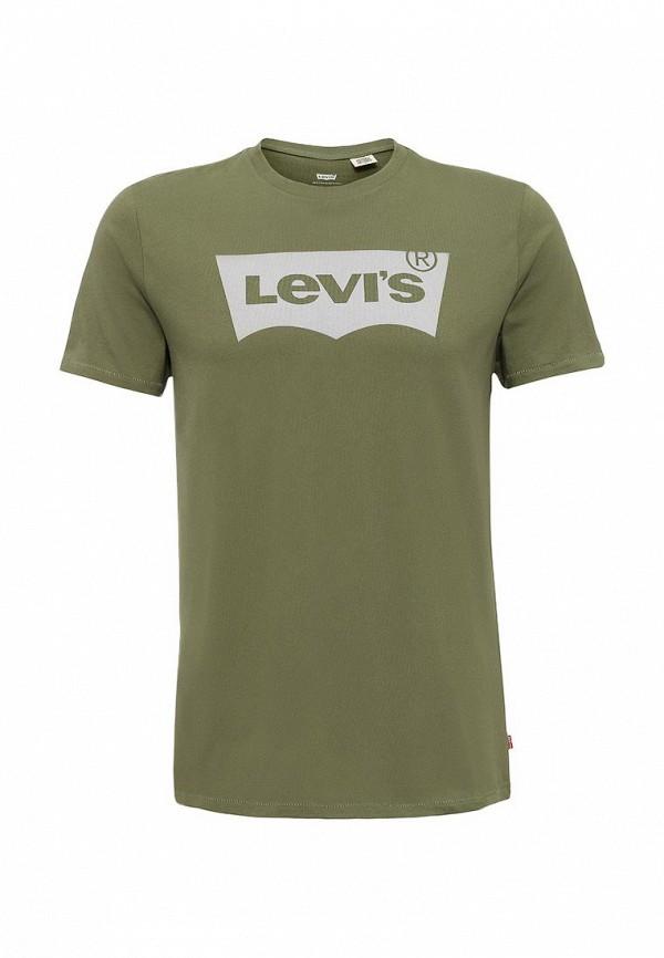 Футболка с надписями Levi's® 2248900230
