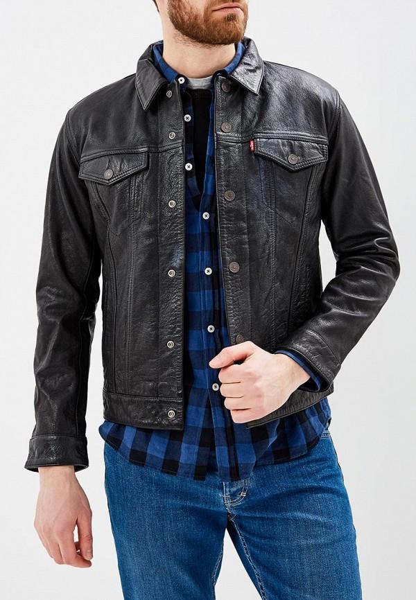Куртка кожаная Levi's® Levi's® LE306EMJWR26 le sentier куртка