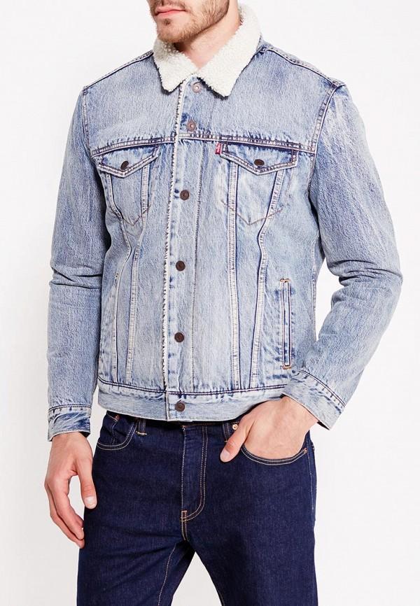 Куртка джинсовая Levi's® Levi's® LE306EMULX98 le sentier куртка