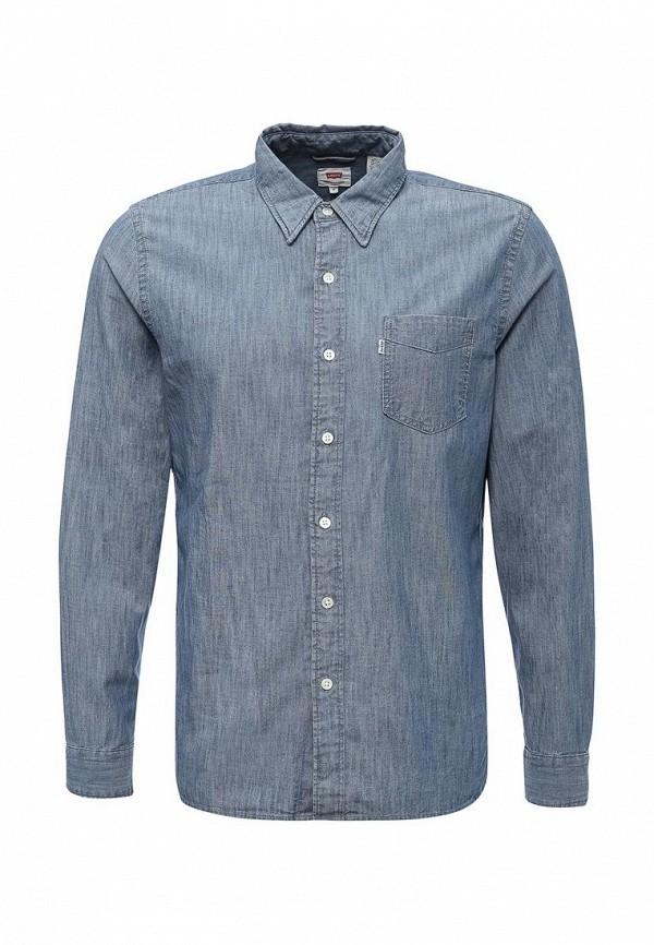 Рубашка джинсовая Levi's® Levi's® LE306EMUMD70 le mont st michel джинсовая верхняя одежда