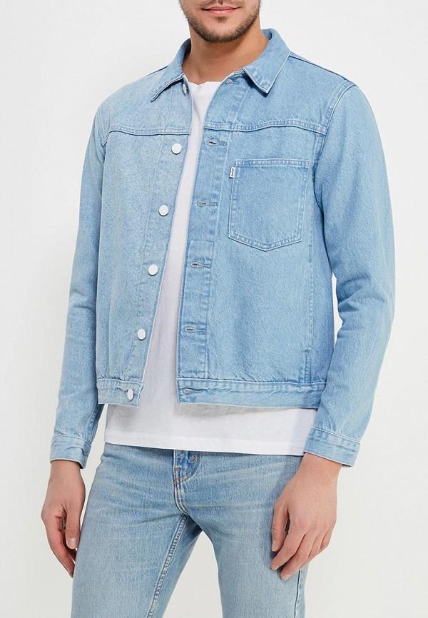 Куртка джинсовая Levi's® Levi's® LE306EMZYG20 le sentier куртка