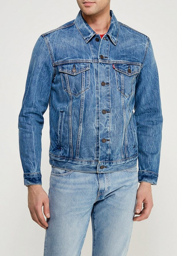 Куртка джинсовая Levi's® Levi's® LE306EMZYP66 le sentier куртка