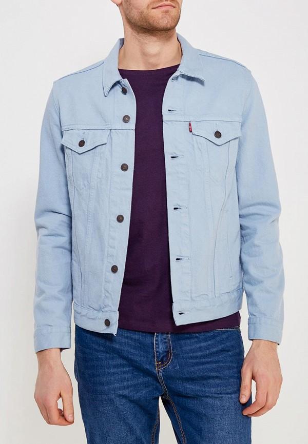 Куртка джинсовая Levi's® Levi's® LE306EMZYP67 le sentier куртка