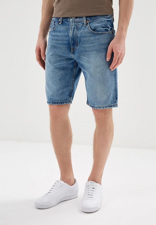 Купить Шорты джинсовые Levi's®, 502™, LE306EMZYP70, голубой, Весна-лето 2018
