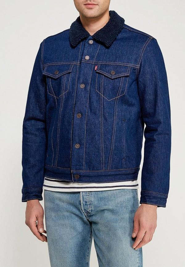 Куртка джинсовая Levi's® Levi's® LE306EMZYR40 le sentier куртка