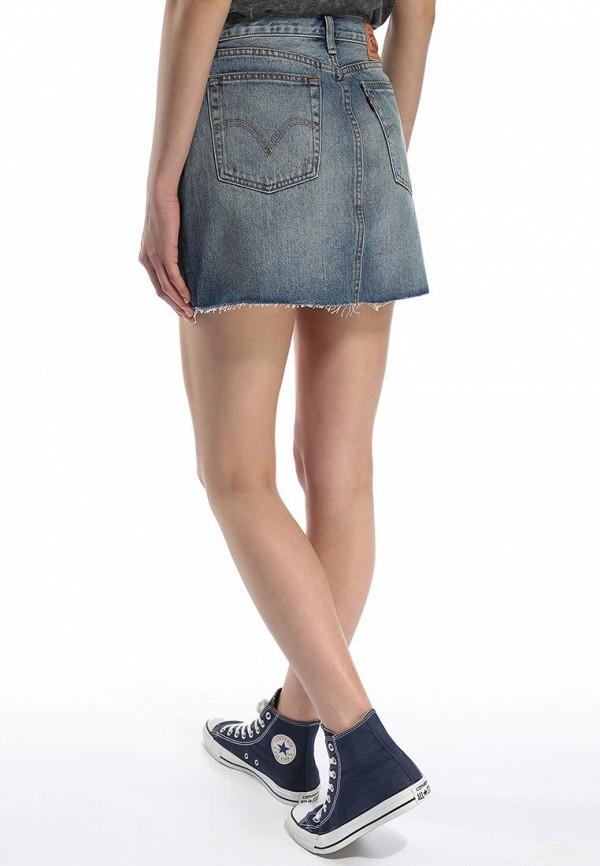 Джинсовая юбка доставка