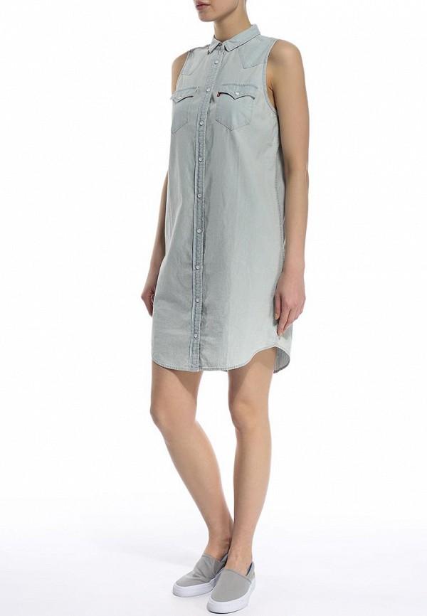 Платье джинсовое Levi's® от Lamoda RU