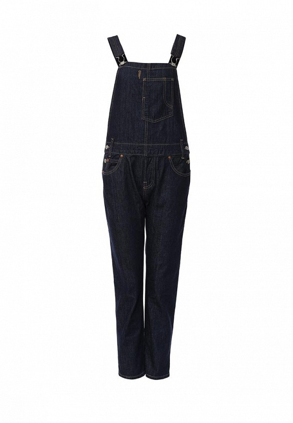Комбинезон джинсовый Levi's® Heritage Overalls