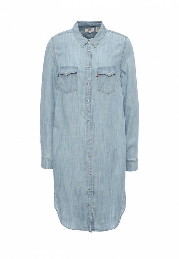 Платье джинсовое Levi's® Levi's® LE306EWPIV44