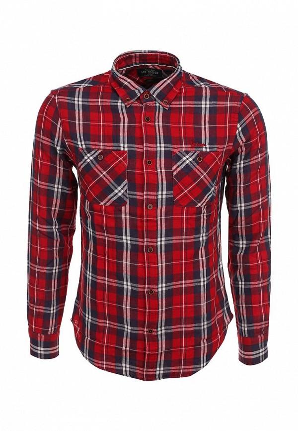 Рубашка с длинным рукавом Lee Cooper LCGMW035/TOMATO