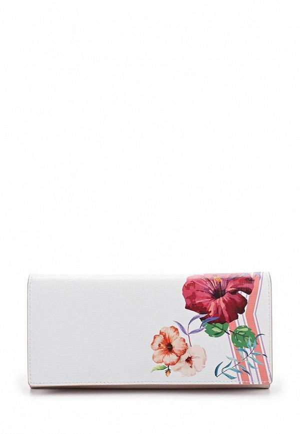 Кошелек Leo Ventoni L330988-bianco/pink