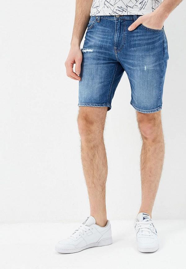 Шорты джинсовые Lee Lee LE807EMAKSX7 ремни lee ремень gentlemen