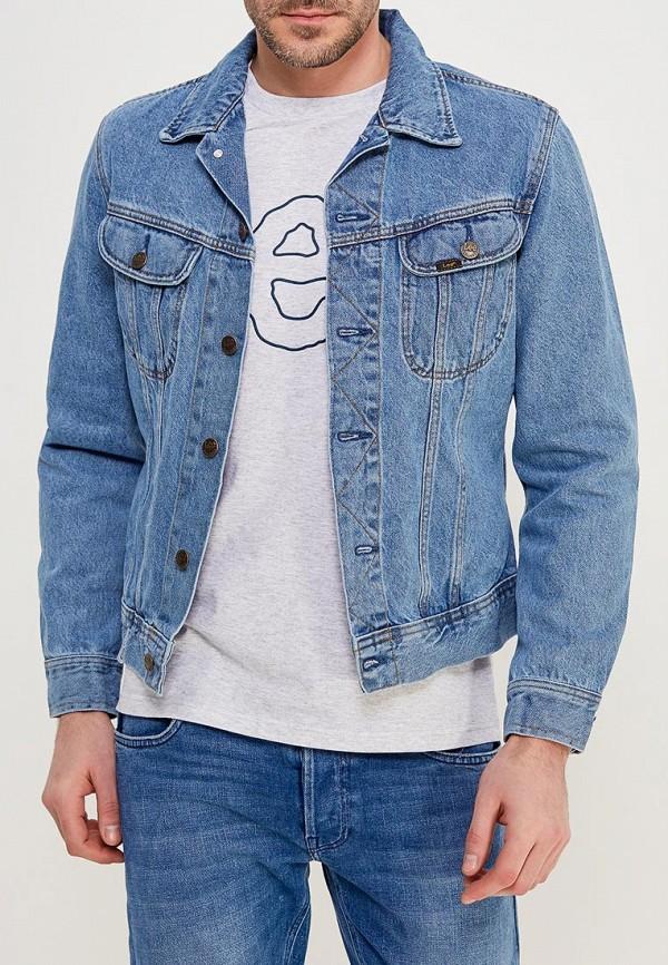 Купить Куртка джинсовая Lee, LE807EMAKSY7, голубой, Весна-лето 2018