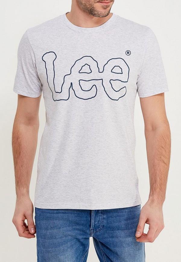 Футболка Lee Lee LE807EMAKSZ3 футболка lee lee le807ewqto89