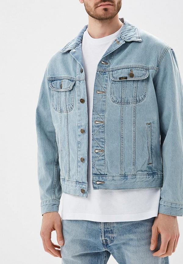 Куртка джинсовая Lee Lee LE807EMBOGY4 lee roach куртка