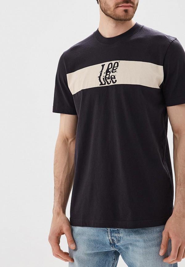 Футболка Lee Lee LE807EMBOGZ3 футболка lee lee le807ewqto89