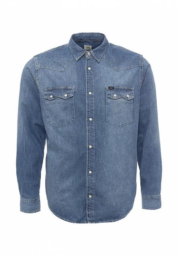 Рубашка джинсовая Lee Lee LE807EMQTO52