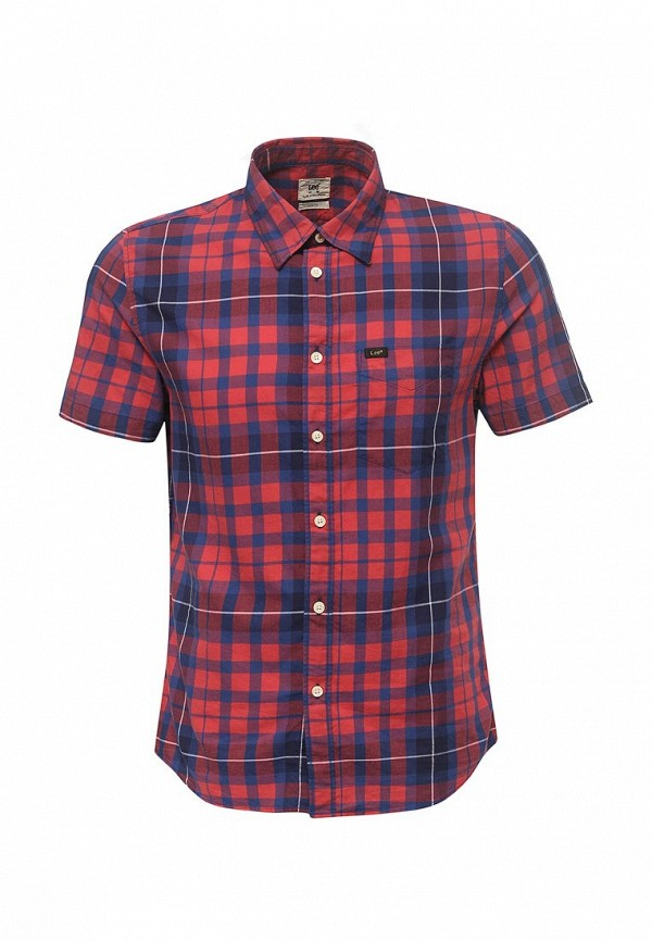 Рубашка с коротким рукавом Lee L875JPSK