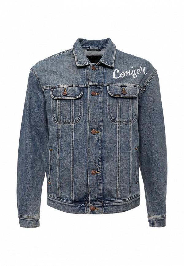 цена Куртка джинсовая Lee Lee LE807EMXVM44 онлайн в 2017 году