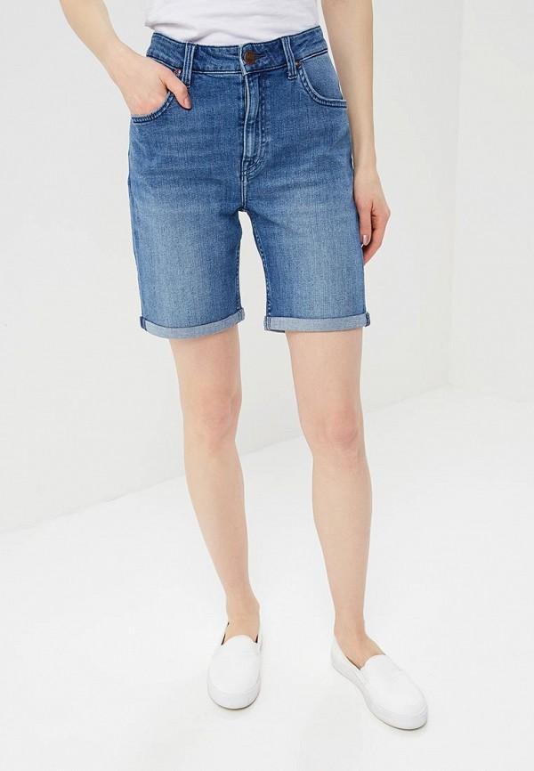 цена Шорты джинсовые Lee Lee LE807EWAKTB5 онлайн в 2017 году