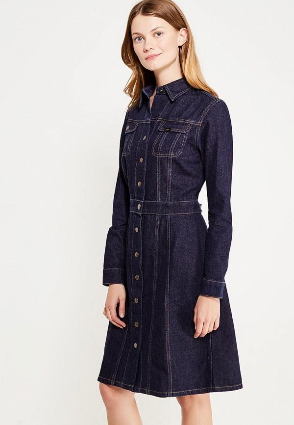 Платье джинсовое Lee Lee LE807EWVGX71