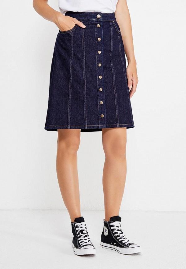 Юбка джинсовая Lee Lee LE807EWVGX72 jijil le bleu джинсовая юбка
