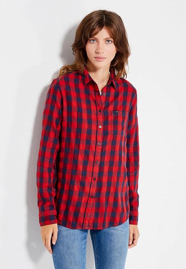 Рубашка Lee Lee LE807EWVGX89 ветровка lee lee le807emqto58