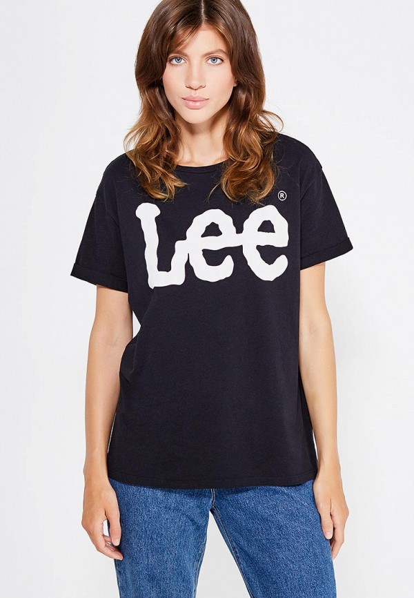 Футболка Lee Lee LE807EWVGX99 футболка lee lee le807ewqto89