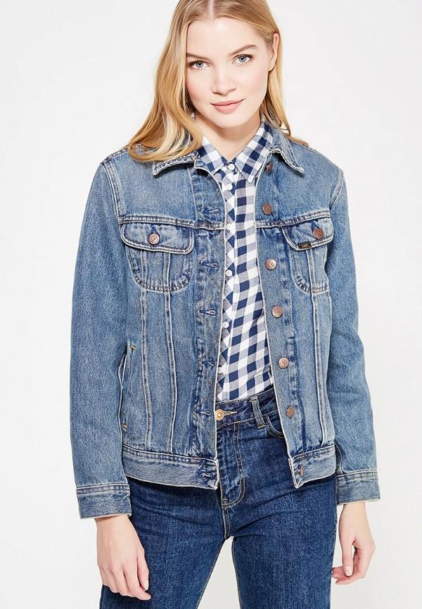 где купить Куртка джинсовая Lee Lee LE807EWZFH35 по лучшей цене